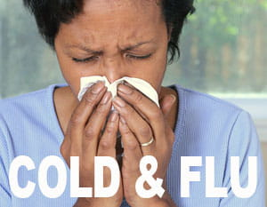 Illness Outbreak Cold and Flu
