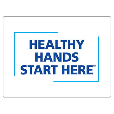 Healthy hands start here