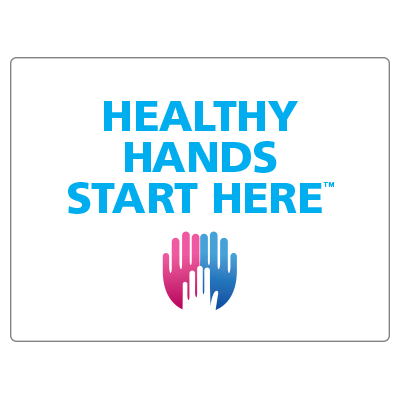 Healthy hands start here 2