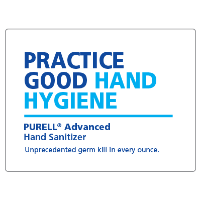 GOJO US: Acute Care: Hand Hygiene Education: Posters & Downloads