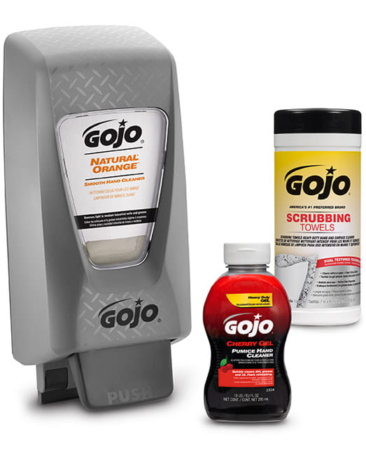 GOJO Hand Cleaner Category