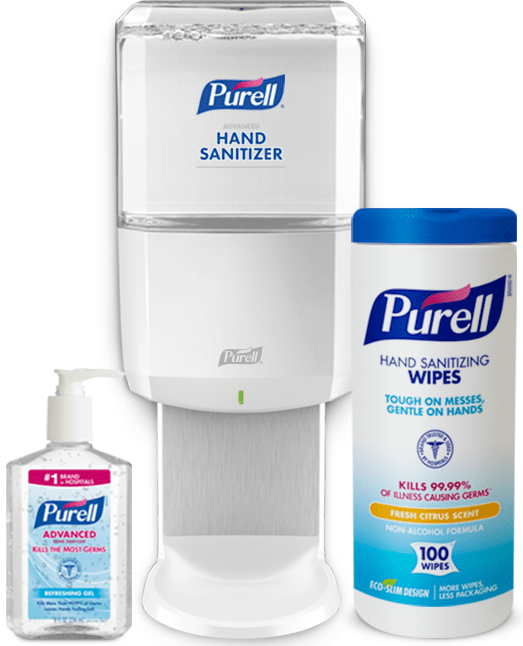 PURELL Hand Sanitizer Category