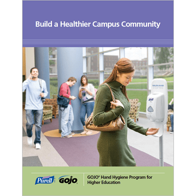 GOJO Hand Hygiene Program for Higher Education