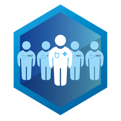 Clinician Based Support Icon