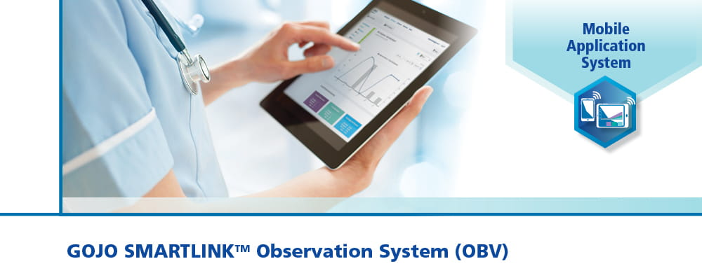 PURELL SMARTLINK Observation Systems Banners