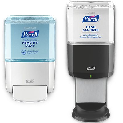 PURELL ES Dental Dispensers