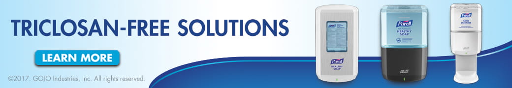 GOJO Healthcare Triclosan-Free Solutions