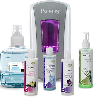 PROVON® Hand Soap & Skin Care Products