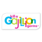KILL A GAJILLION GERMS
