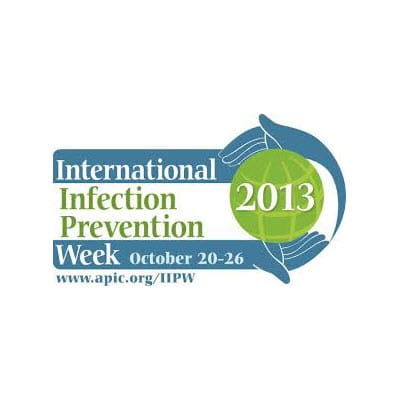 International Infection Prevention Week and Point of Care Hand Hygiene