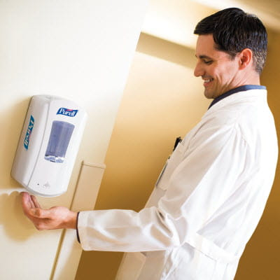Electronic Compliance Monitoring is the New Frontier in Hand Hygiene Compliance