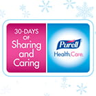 Thirty Days of Sharing, Caring and Building Healthy Habits