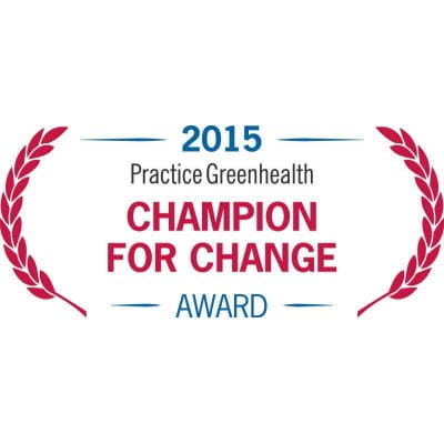 Practice Greenhelth Champion for Change