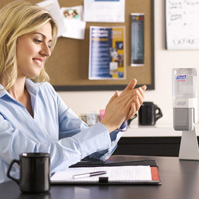 PURELL ES Everywhere System Workplace Wellness
