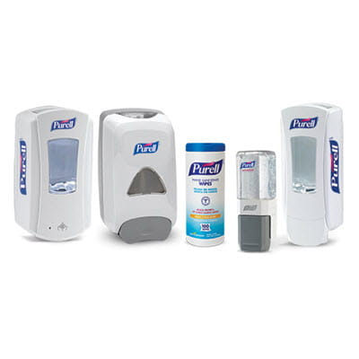PURELL Product Placement Guide K-12 Schools