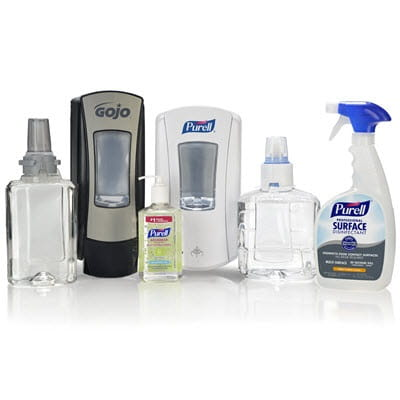 GOJO and PURELL Products and Refills