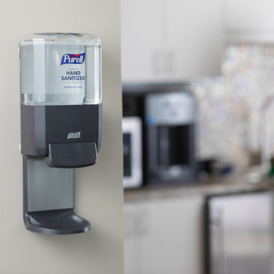 PURELL Hand Sanitizer ES4 dispenser