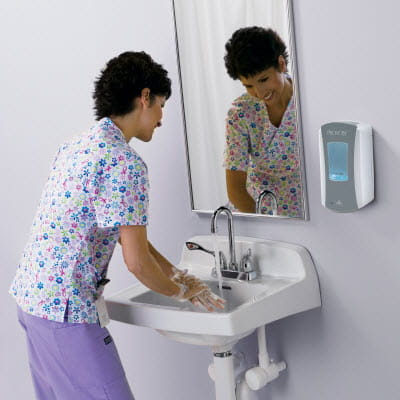 Hand Hygiene Long Term Care LTX