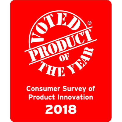 Product of the Year Consumer Survey of Product Innovation 2018