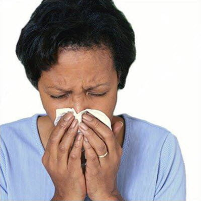Winter Illness Outbreak Cold and Flu