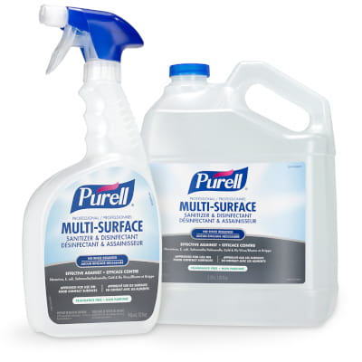 PURELL Multi-Surface Sanitizer Disinfection