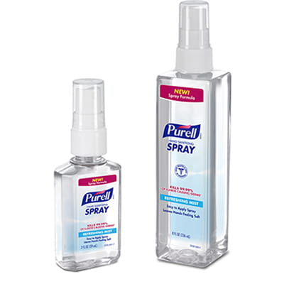PURELL Disinfectant and Sanitiser Category