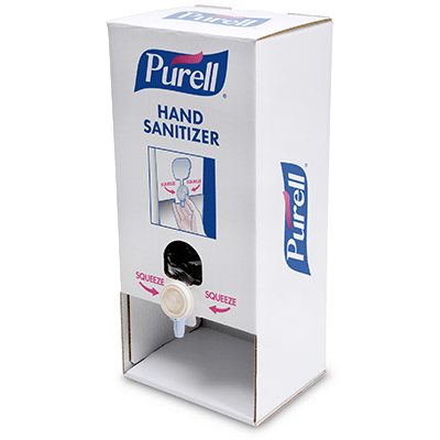 2156-02-TTS PURELL NXT Table Top Stand LF