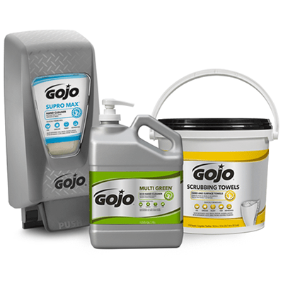 GOJO Heavy Duty Hand Cleaners