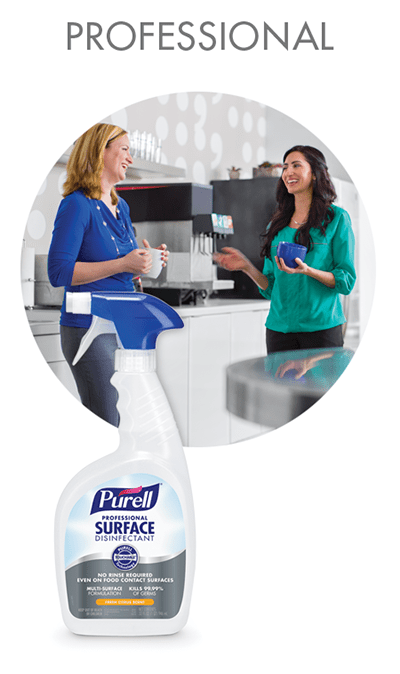PURELL™ Professional Surface Disinfectant for Workplaces
