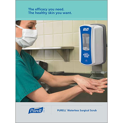 PURELL® Waterless Surgical Scrub