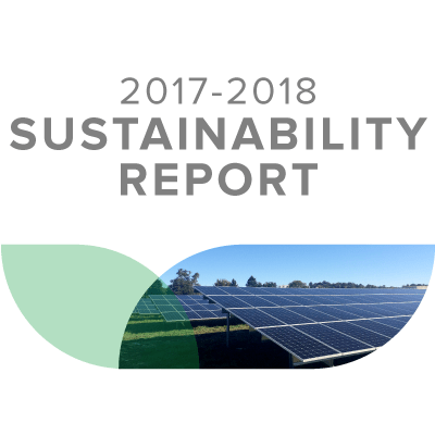 2017-2018 Sustainability Report