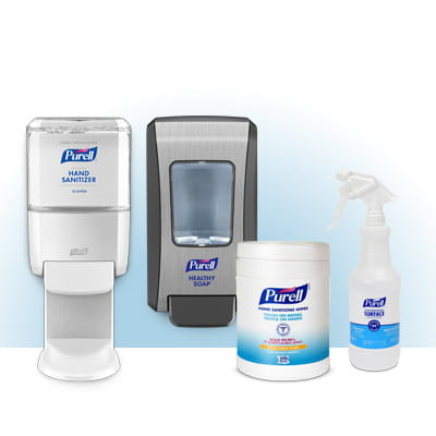 PURELL SOLUTION Food Processing Certified Formulations