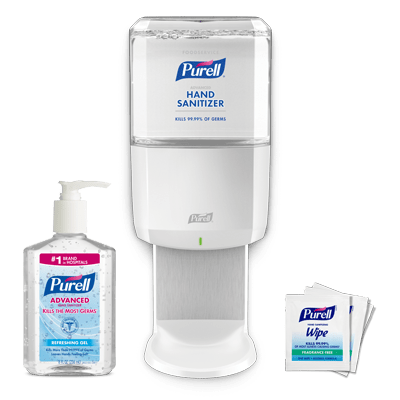 PURELL® Foodservice Hand Sanitizer