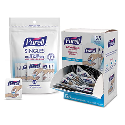 PURELL Single Use Product Family