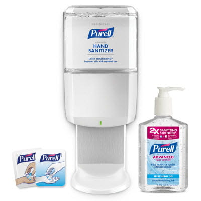 PURELL Hand Sanitizer with Single Use