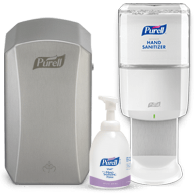 PURELL® Healthcare Hand Sanitizer