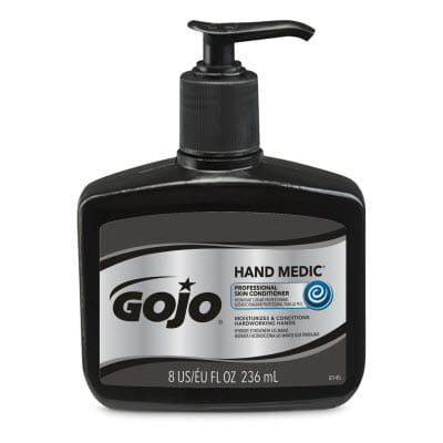 GOJO HAND MEDIC 8 ounce bottle