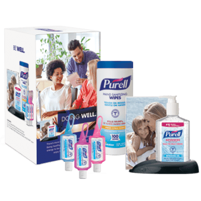 PURELL Advanced Workforce Solution - AMS Kit