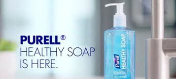 PURELL Healthy Soap