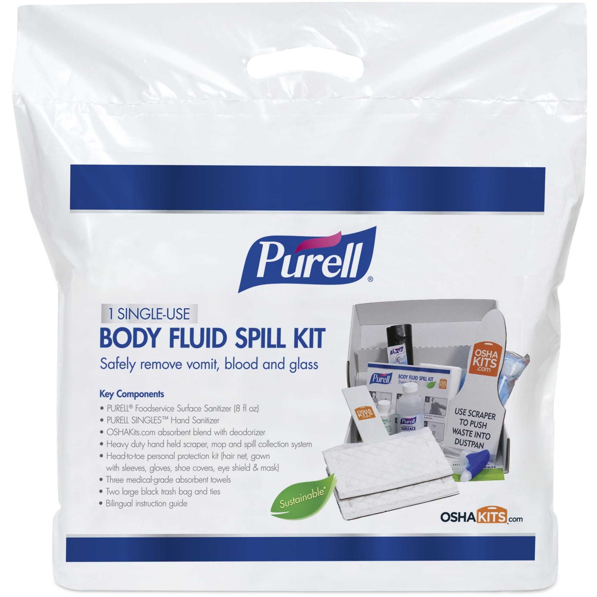 PURELL™ Body Fluid Spill Kit - ECO