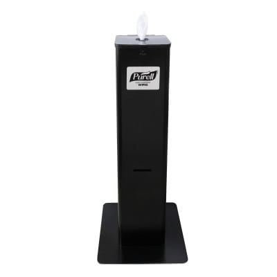 Wipes Station Black