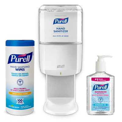 PURELL® Professional Hand Sanitizer