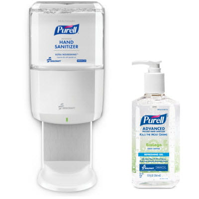 PURELL Skilcraft Hand Sanitizer Category